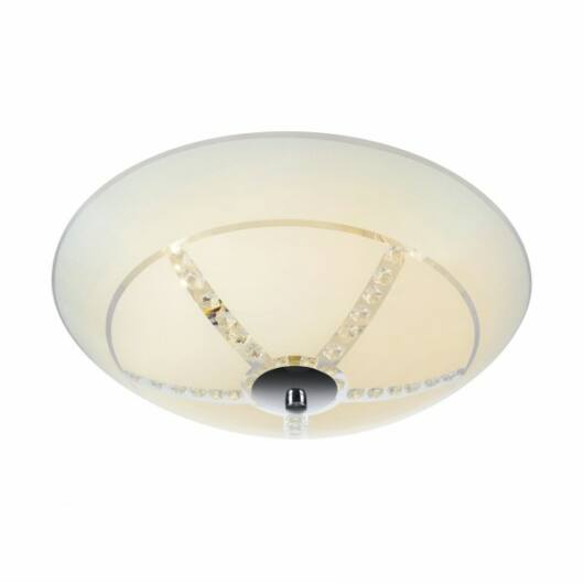MARKSLÖJD POSH mennyezeti lámpa 43cm  Fehér/briliáns