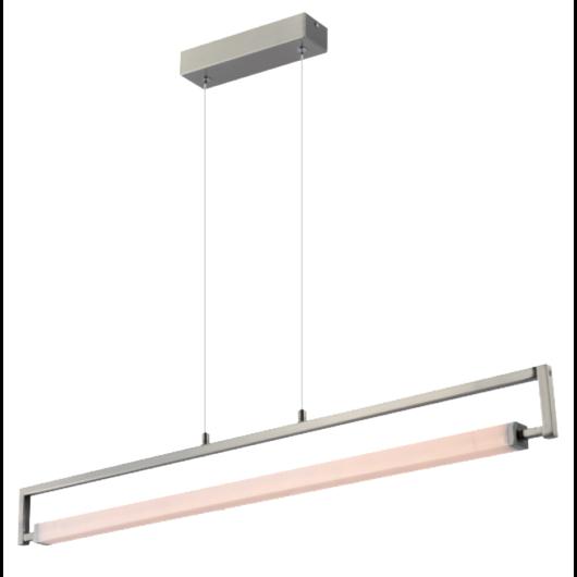 LINUS LED függeszték, ezüst