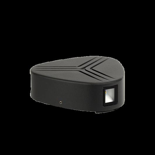 GRF9618 LED kültéri fali lámpa 3X3W 230V 4000K