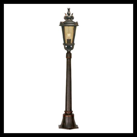 ELSTEAD Pillar állólámpa (közepes)
