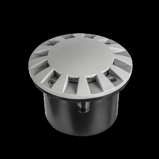 GRF068 LED talajba süllyeszthető lámpa 6500K IP65 ezüst