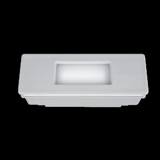NINA 150 LED kültéri fali lámpa 3,2W szürke