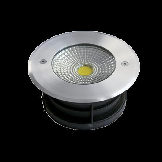 RAY10 talajba süllyesztett LED világítás  10W 5500K IP67