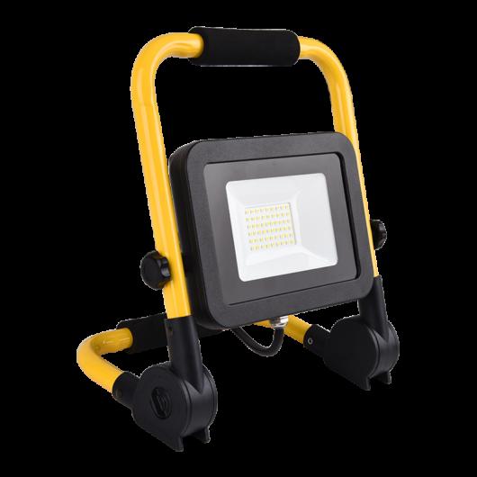 LED REFLEKTOR állványos30W 5500K összecsukható