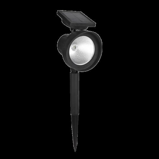 LED napelemes leszúrható lámpa 0,5W IP44