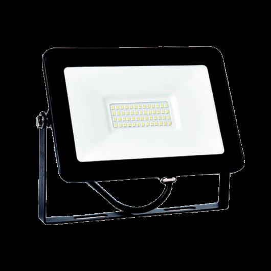 VEGA10 LED kültéri relektor 10W, 5500K, fekete