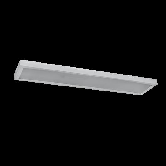 Fénycsöves lámpatest prizma búra  T5 2X49W