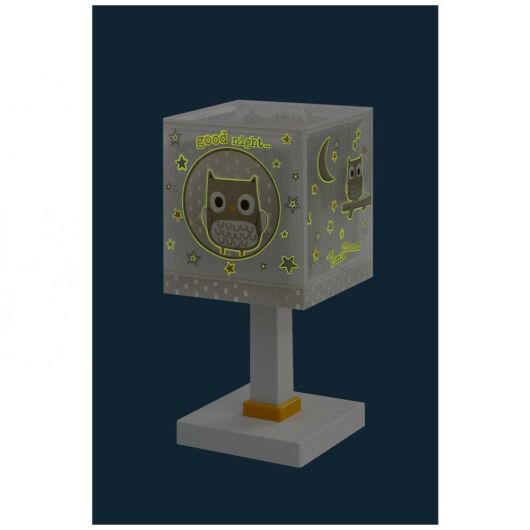 Dalber gyereklámpa - 'good night' asztali lámpa
