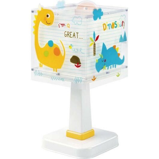 Dalber gyereklámpa - 'dinos' asztali lámpa