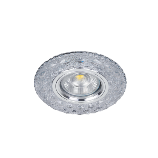 Kristály spotlámpa LED