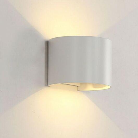 LED fali lámpa kör IP54