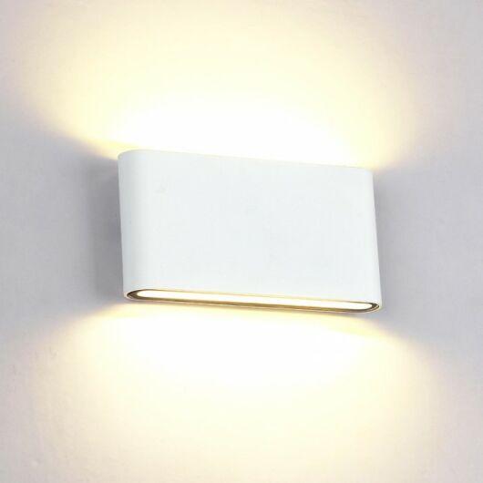 Lekerekített LED lámpa IP65