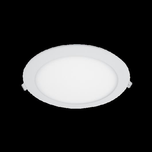 Kör alakú LED panel 12W fehér