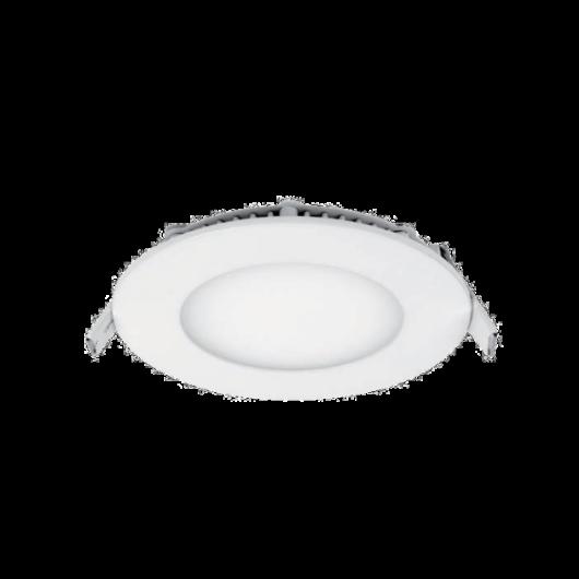Kör alakú LED panel 6W fehér