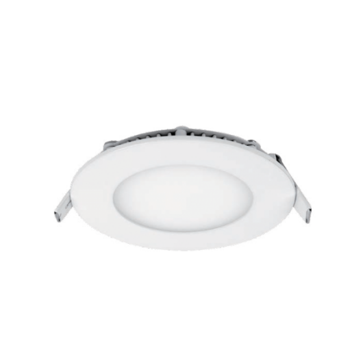 Kör alakú LED panel 6W hidegfehér