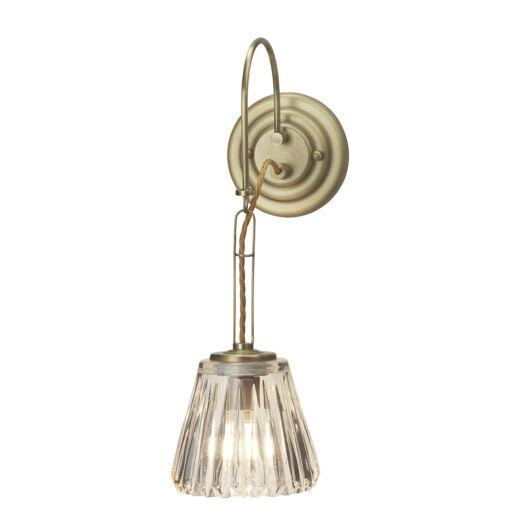 ELSTEAD Demelza fali lámpa
