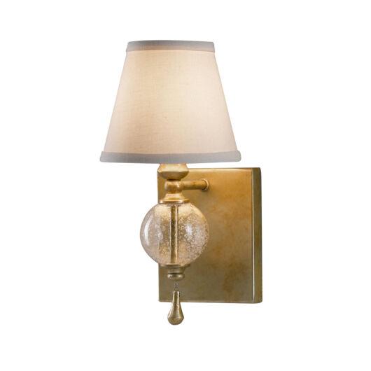 ELSTEAD Argento 1Lt fali lámpa