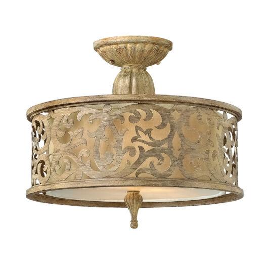 Elstead CARABEL mennyezeti lámpa 2xE27