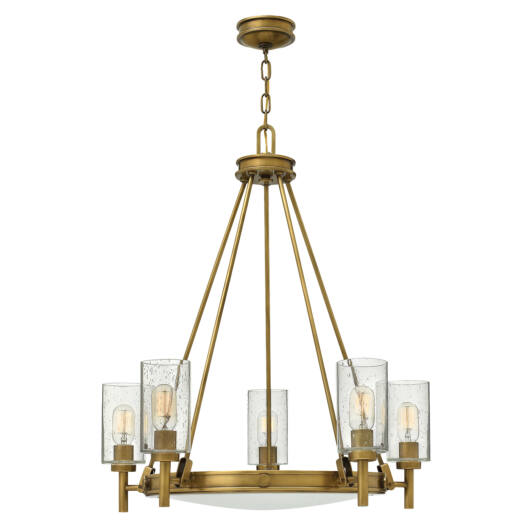 Elstead Collier Chandelier csillár