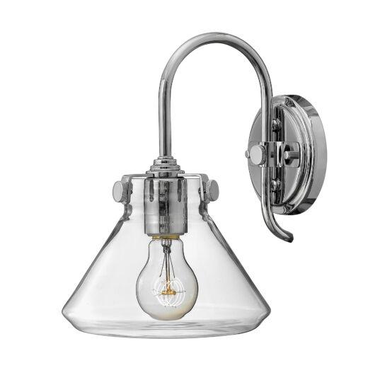 Elstead CONGRESS fali lámpa króm