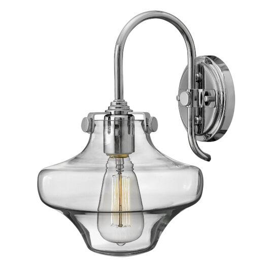 Elstead CONGRESS fali lámpa króm 330 mm