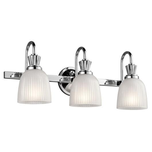 ELSTEAD Cora fürdőszobai fali lámpa 3x3,5W