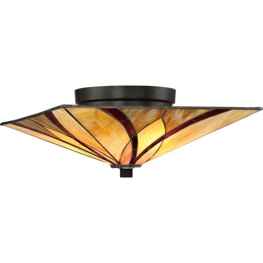 ELSTEAD Asheville mennyezeti lámpa 2xE27