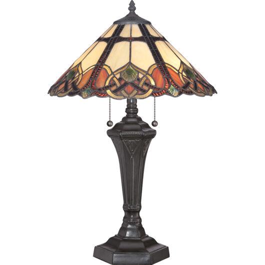 Elstead Tiffany - Cambridge asztali lámpa