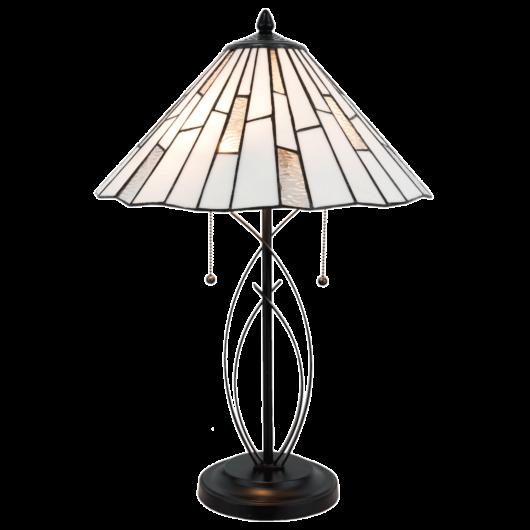 Filamentled Dunnet Tiffany asztali lámpa