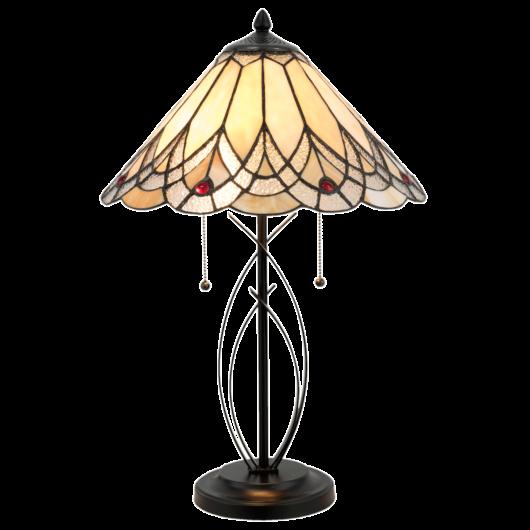 Filamentled Alyth Tiffany asztali lámpa