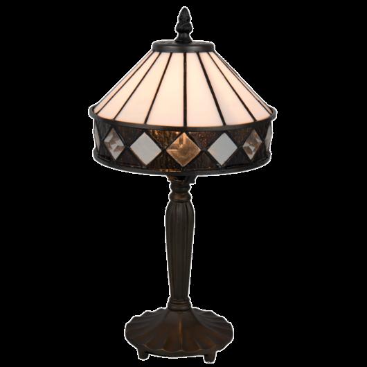 Filamentled Matlock Tiffany asztali lámpa