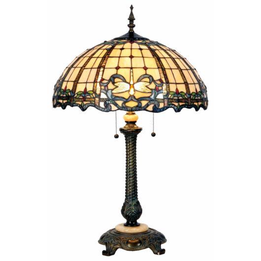 Filamentled Midleham Tiffany asztali lámpa