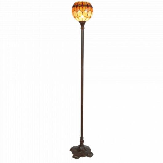 Filamentled Sunderland Tiffany álló lámpa