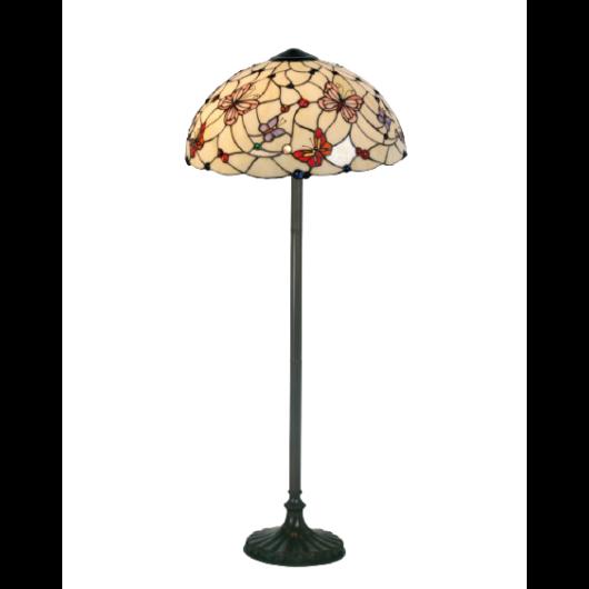Filamentled Leeds Tiffany álló lámpa