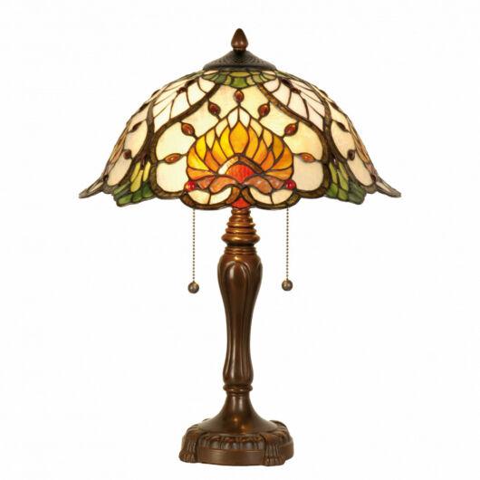 Filamentled Prestatyn Tiffany asztali lámpa