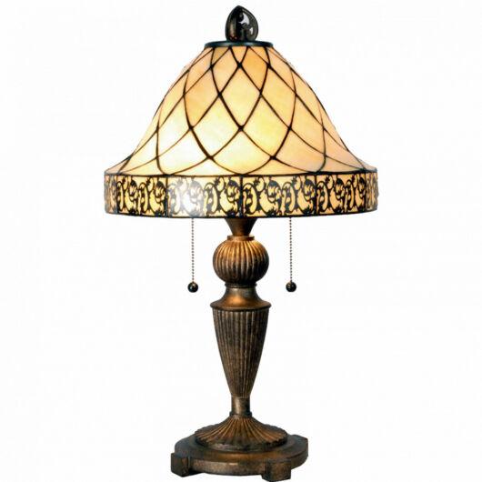Filamentled Colchester Tifany asztali lámpa