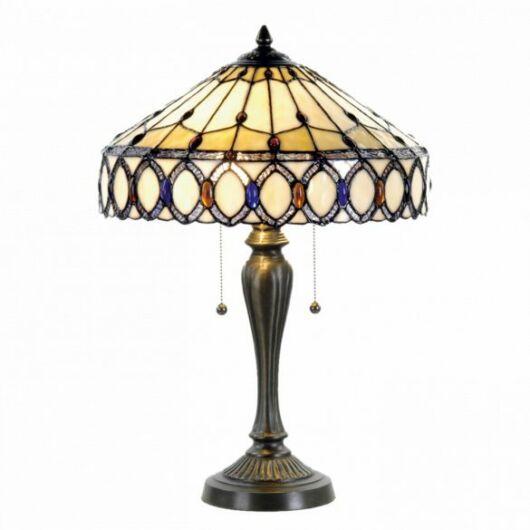 Filamentled Chapelton Tiffany asztali lámpa