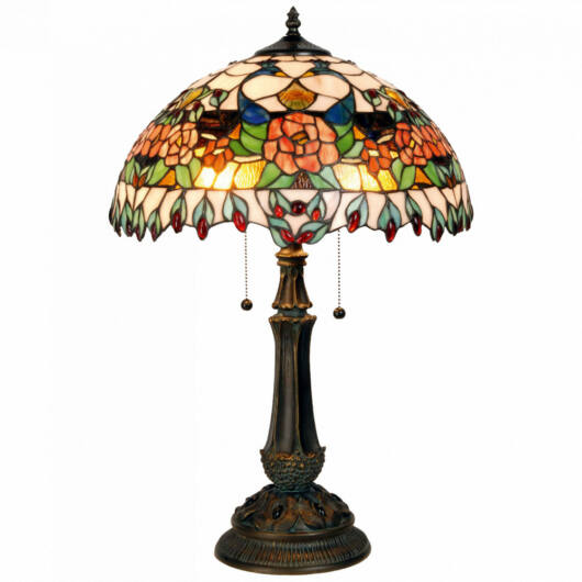Filamentled Alton Tiffany asztali lámpa