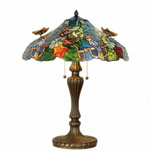 Filamentled Ashkirk Tiffany asztali lámpa