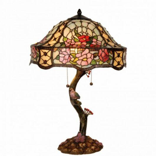 Filamentled Spittal Tiffany asztali lámpa