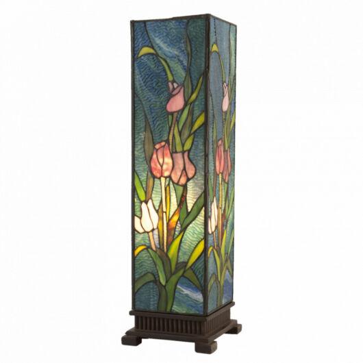 Filamentled Tulip L S Tiffany asztali lámpa