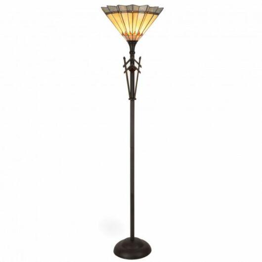 Filamentled Waldley Tiffany álló lámpa