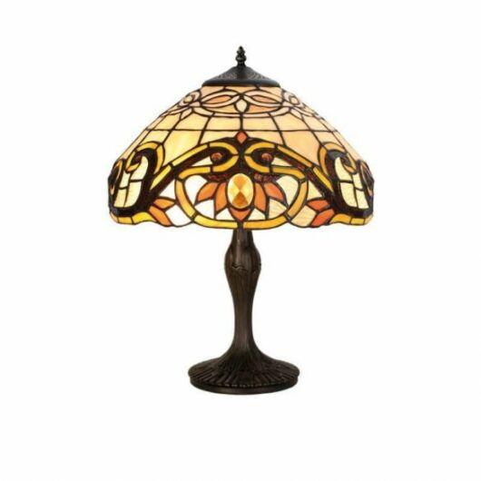 Filamentled Taunton M Tiffany asztali lámpa
