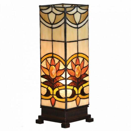 Filamentled Taunton M S Tiffany asztali lámpa