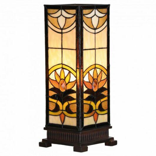 Filamentled Taunton L S Tiffany asztali lámpa