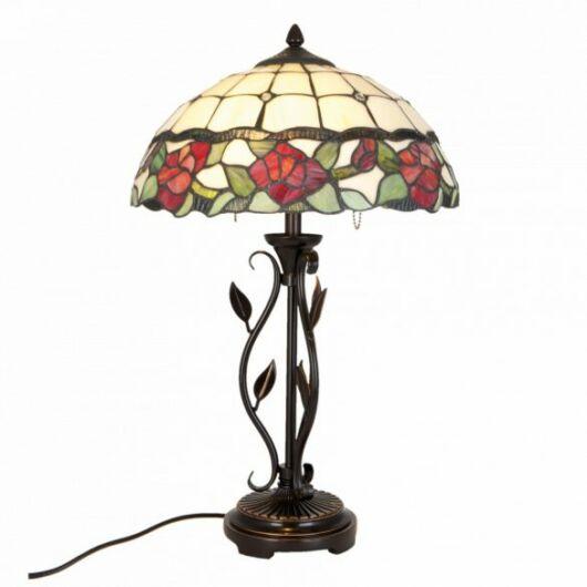Filamentled Anslow Tiffany asztali lámpa