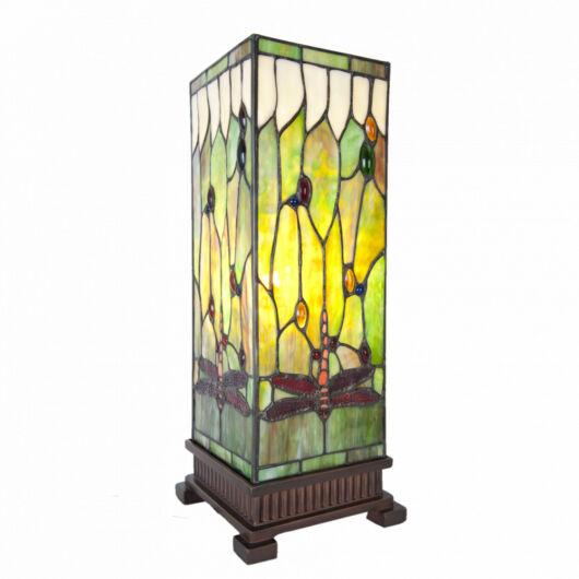 Filamentled Dragonfly L S Tiffany asztali lámpa