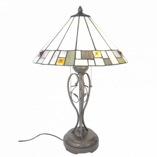 Filamentled Knocks Tiffany asztali lámpa