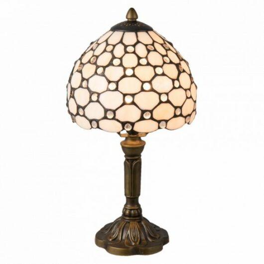 Filamentled Corby Tiffany asztali lámpa