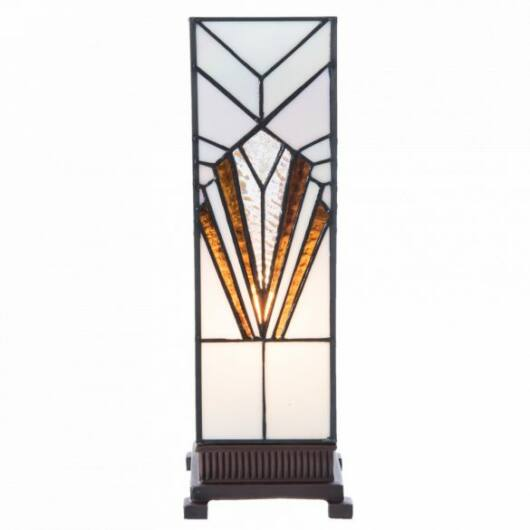 Filamentled Morpeth M S Tiffany asztali lámpa